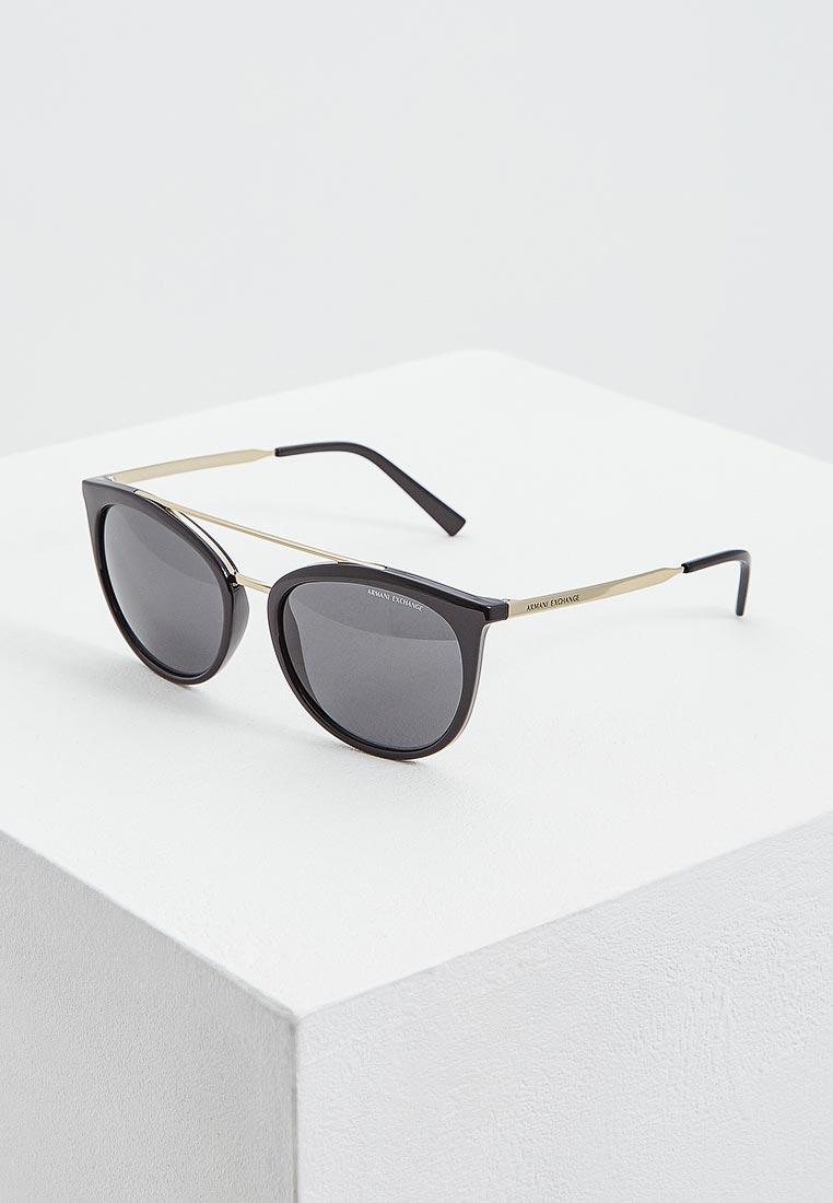 Женские солнцезащитные очки Armani Exchange 0AX4068S