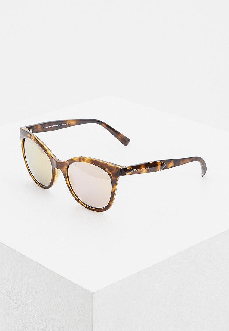 Женские солнцезащитные очки Armani Exchange 0AX4094S