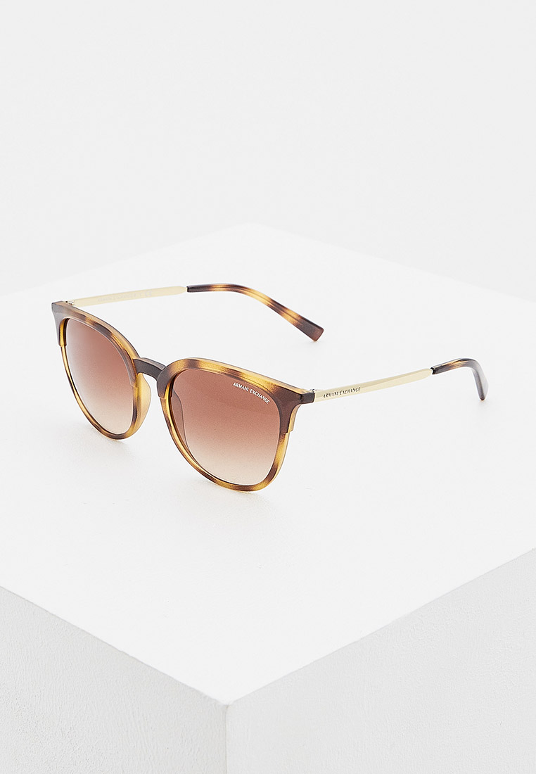 Женские солнцезащитные очки Armani Exchange 0AX4091S