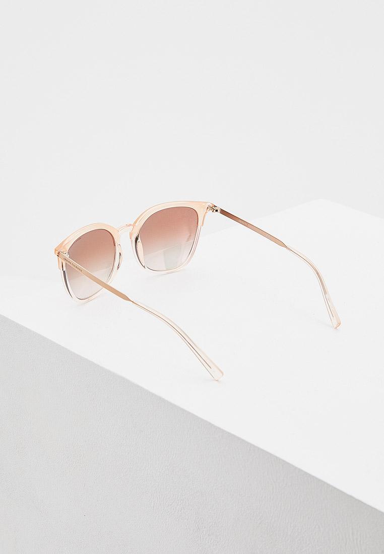 Женские солнцезащитные очки Armani Exchange 0AX4091S: изображение 3