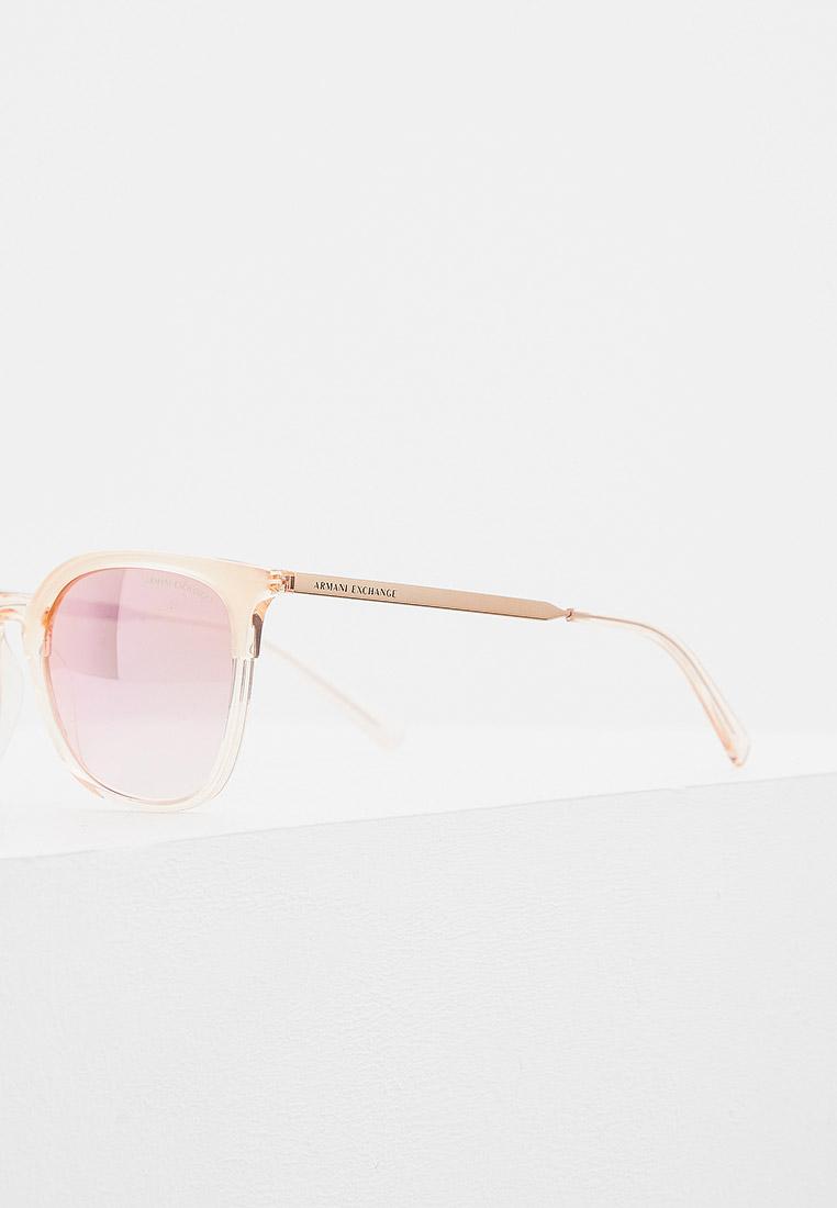 Женские солнцезащитные очки Armani Exchange 0AX4091S: изображение 4