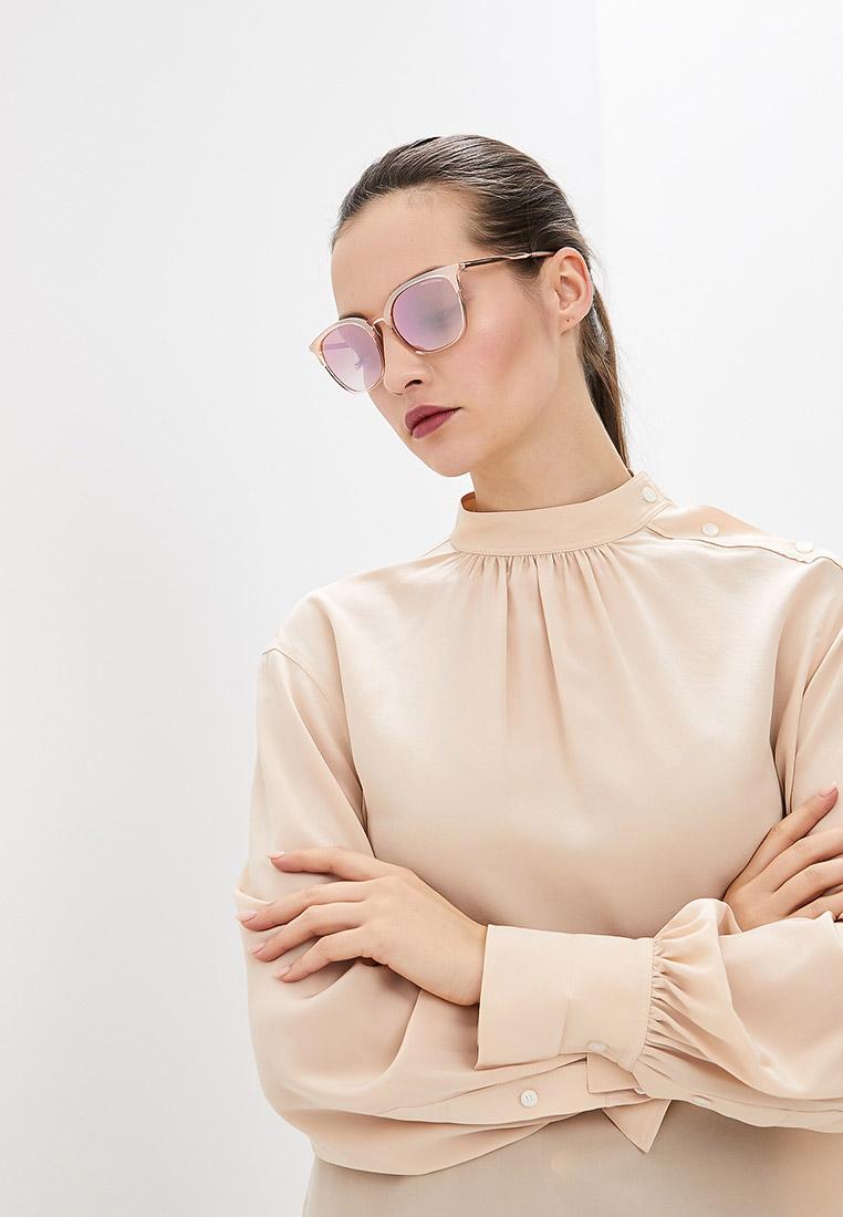 Женские солнцезащитные очки Armani Exchange 0AX4091S: изображение 6