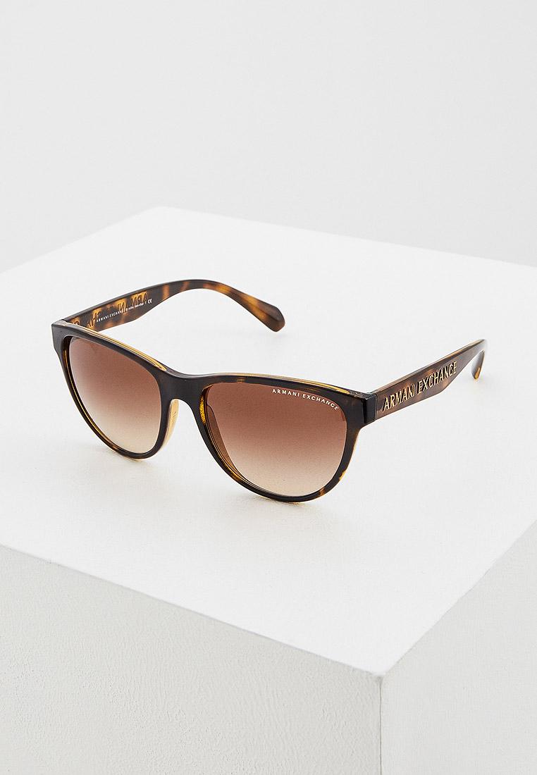Женские солнцезащитные очки Armani Exchange 0AX4095S