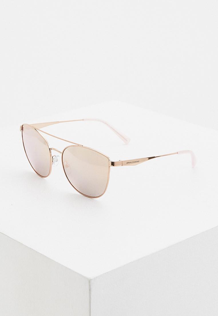 Женские солнцезащитные очки Armani Exchange 0AX2032S