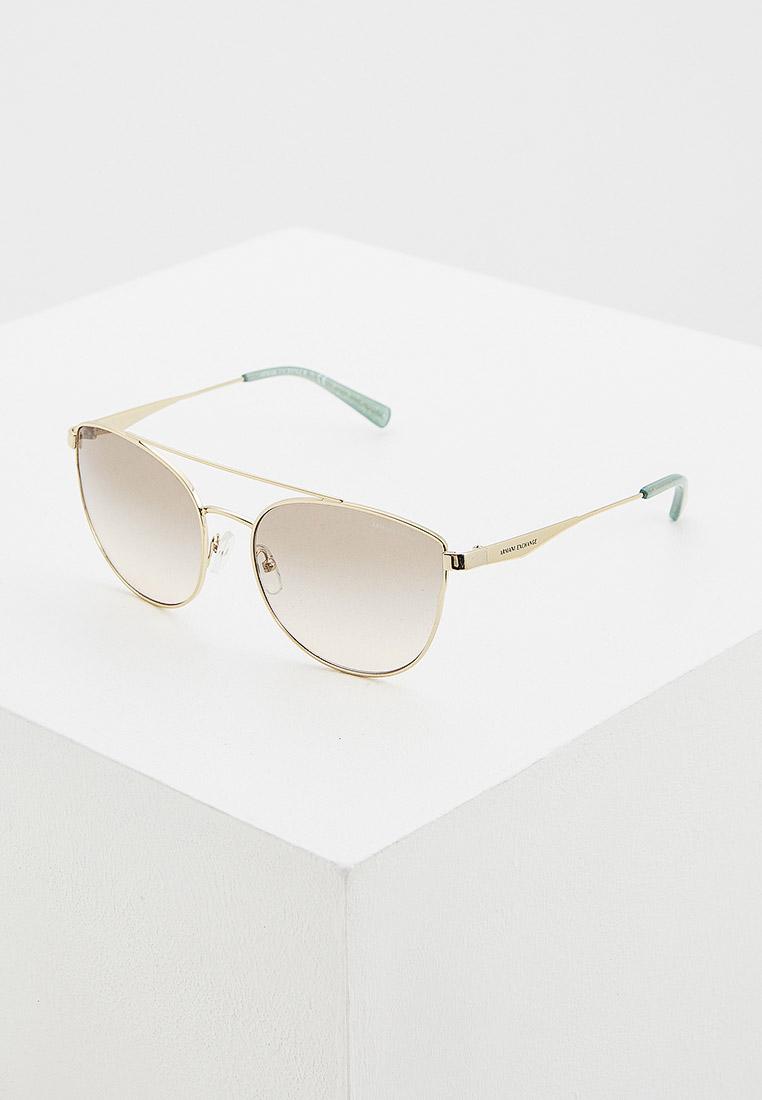 Женские солнцезащитные очки Armani Exchange 0AX2032S: изображение 7
