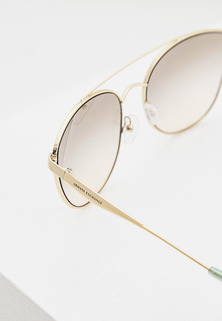 Женские солнцезащитные очки Armani Exchange 0AX2032S: изображение 10