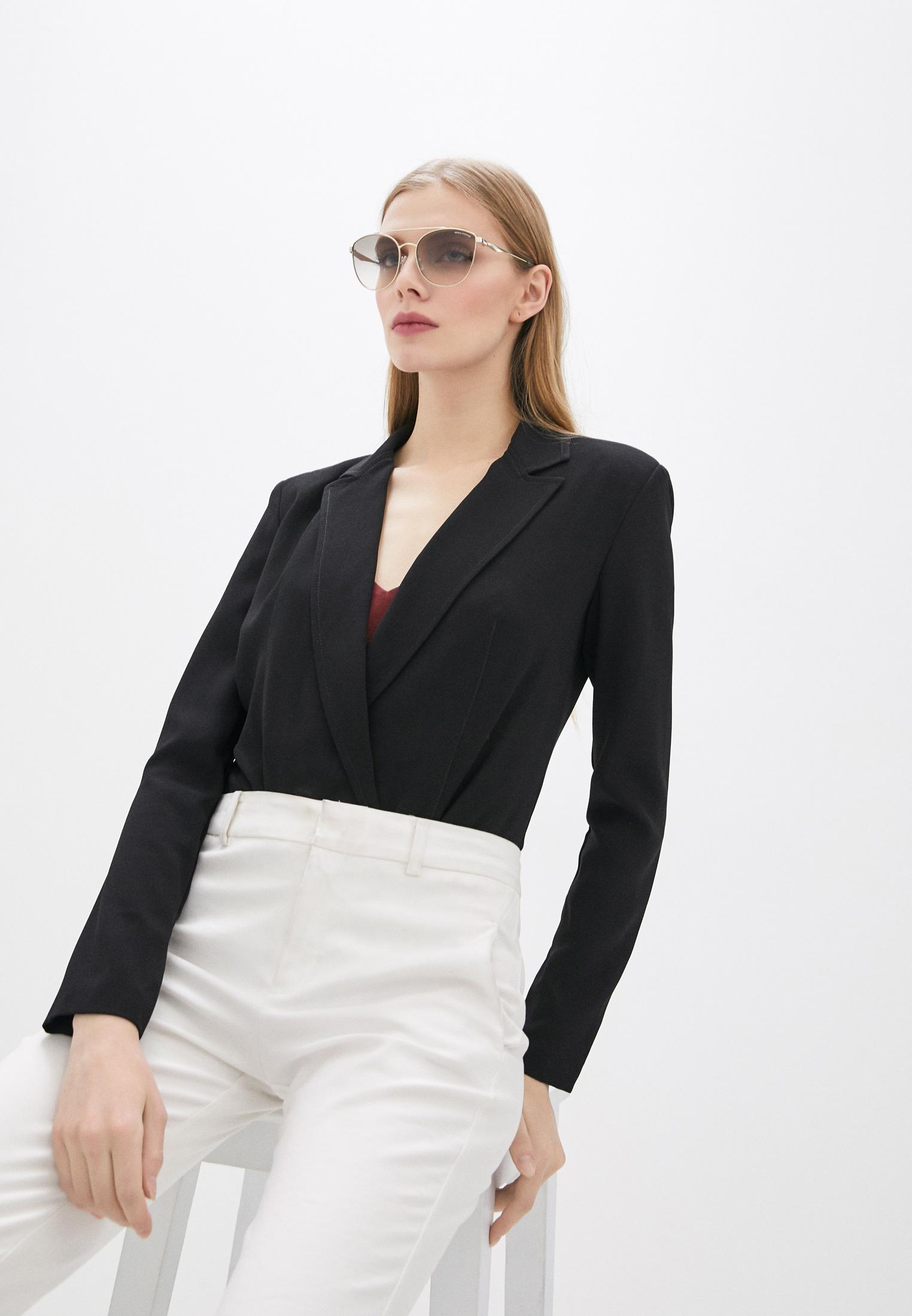 Женские солнцезащитные очки Armani Exchange 0AX2032S: изображение 12