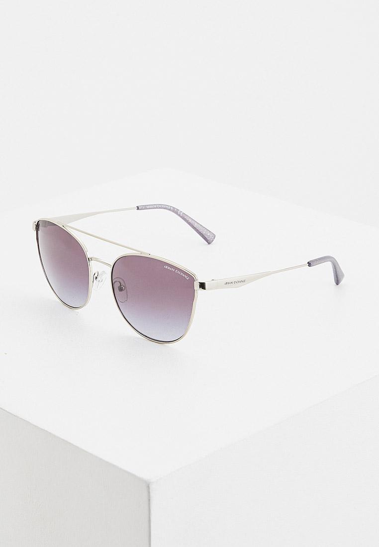 Женские солнцезащитные очки Armani Exchange 0AX2032S: изображение 1