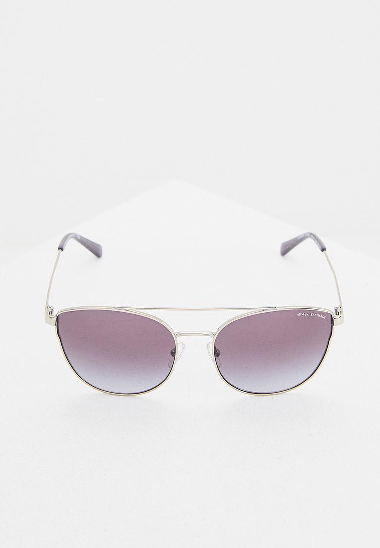 Женские солнцезащитные очки Armani Exchange 0AX2032S: изображение 2