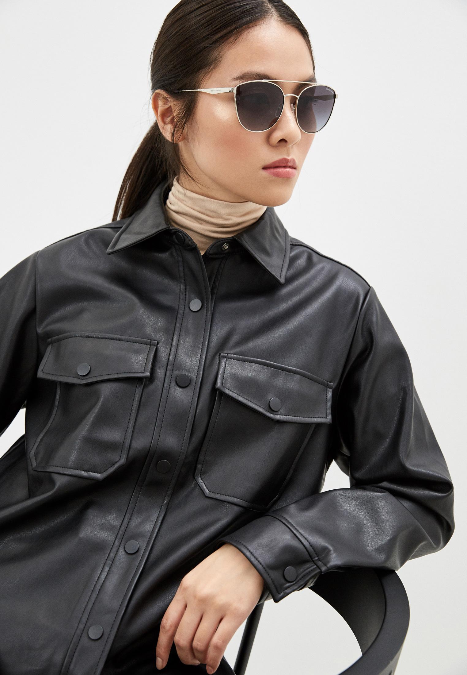 Женские солнцезащитные очки Armani Exchange 0AX2032S: изображение 6