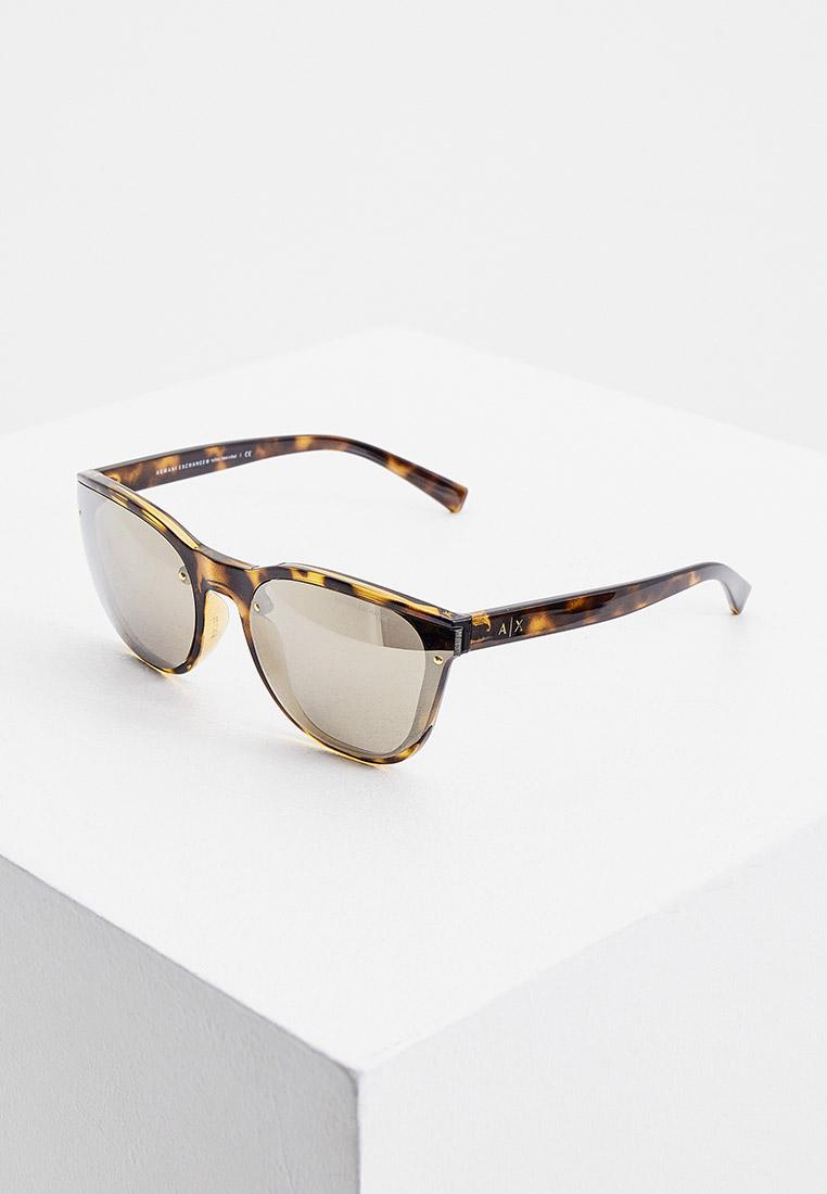Женские солнцезащитные очки Armani Exchange Очки солнцезащитные Armani Exchange