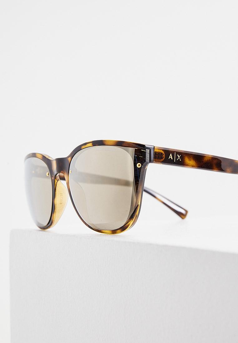 Женские солнцезащитные очки Armani Exchange 0AX4097S: изображение 4