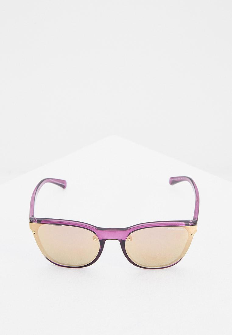 Женские солнцезащитные очки Armani Exchange 0AX4097S: изображение 2
