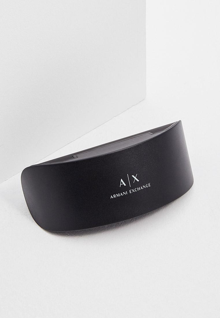 Женские солнцезащитные очки Armani Exchange 0AX4097S: изображение 5