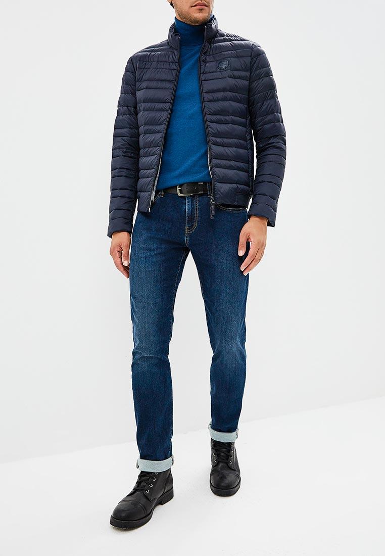 Утепленная куртка Armani Exchange 8NZB51 ZNW3Z: изображение 14