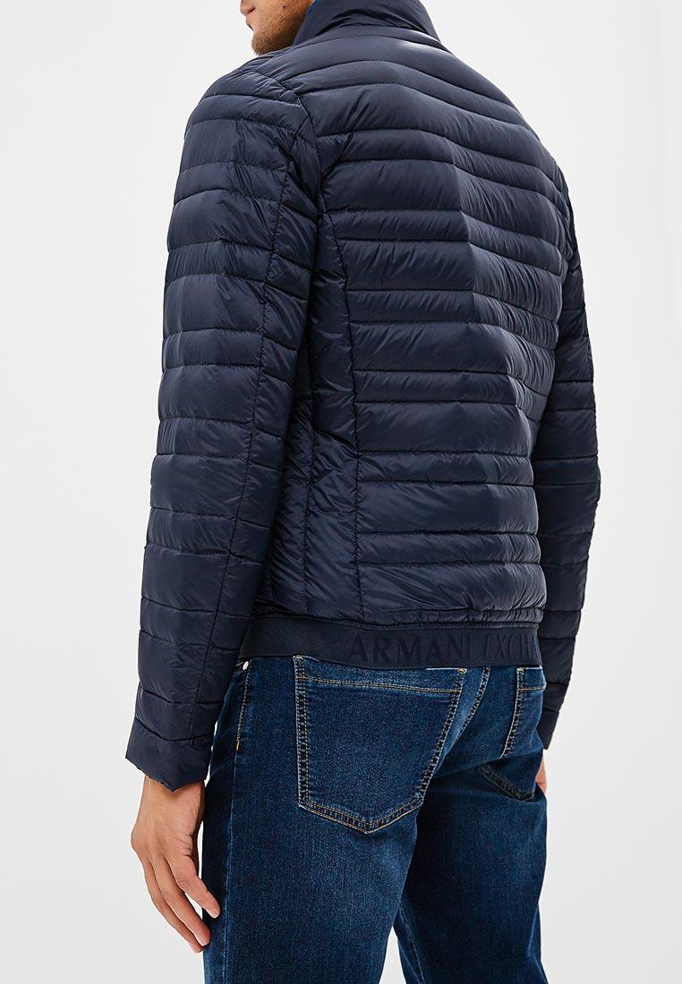 Утепленная куртка Armani Exchange 8NZB51 ZNW3Z: изображение 15