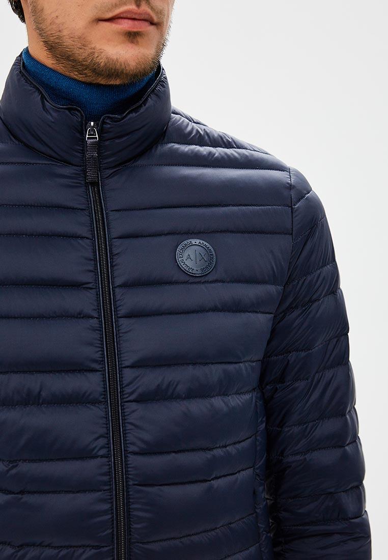 Утепленная куртка Armani Exchange 8NZB51 ZNW3Z: изображение 17