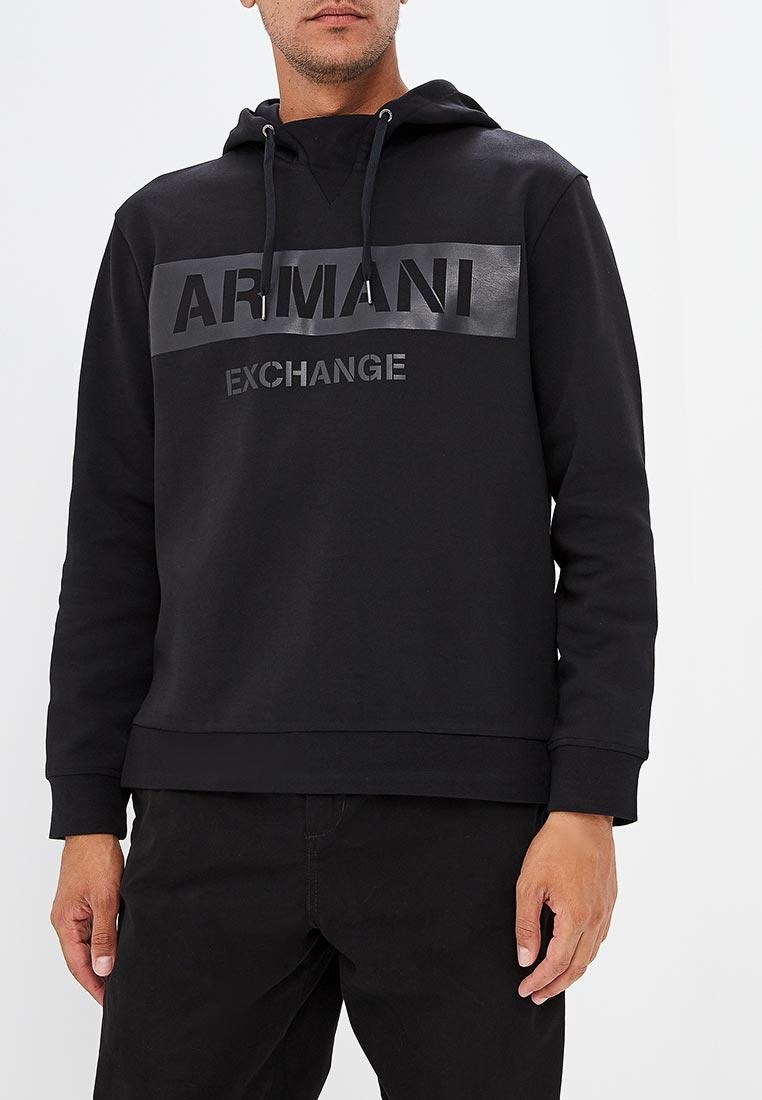 Мужские худи Armani Exchange 6zzm70 ZJQ2Z