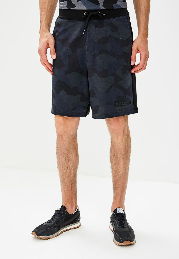 Мужские спортивные шорты Armani Exchange 6zzs70 ZJQ2Z