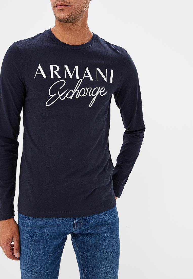 Футболка с длинным рукавом Armani Exchange 6zzthg ZJH4Z