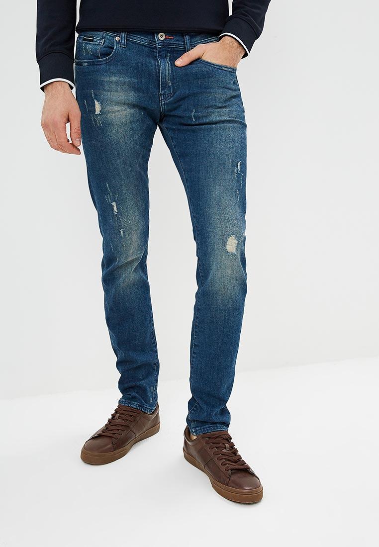 Зауженные джинсы Armani Exchange 6zzj13 z1diz