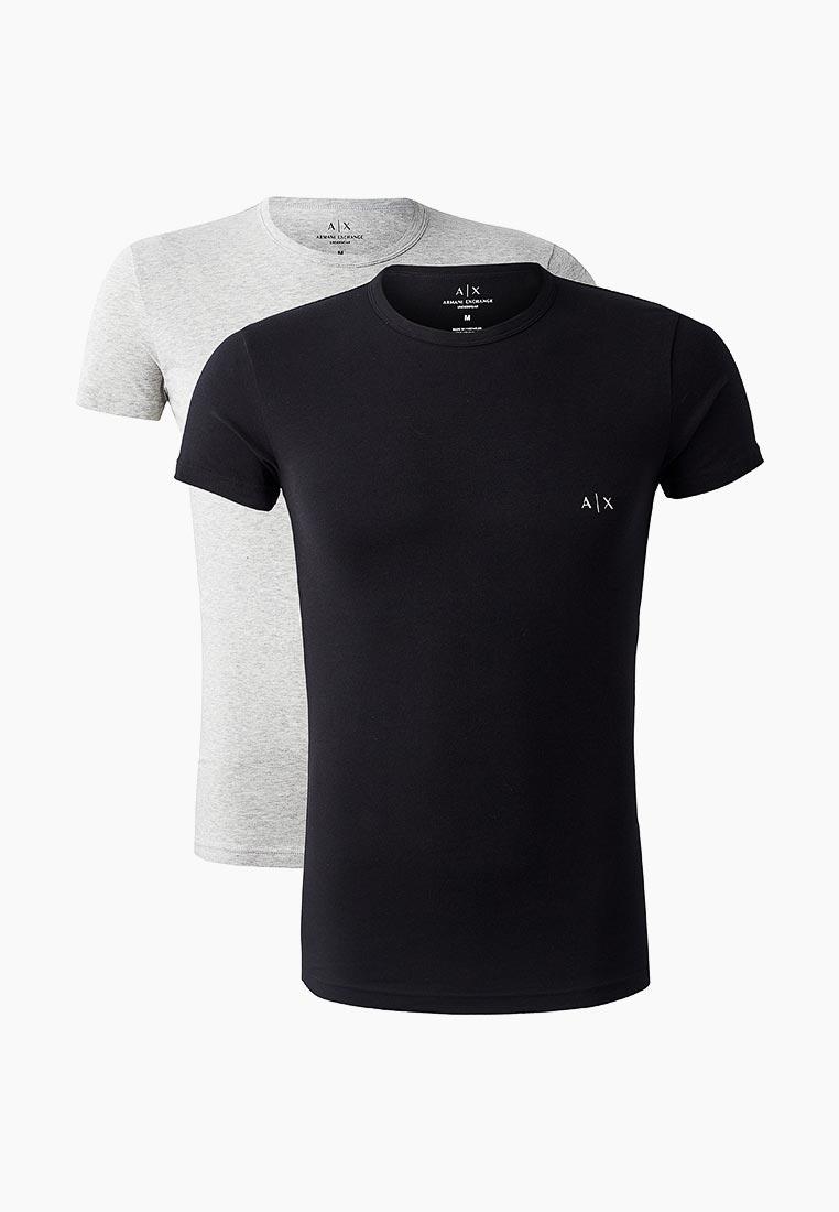 Домашняя футболка Armani Exchange 956005 CC282