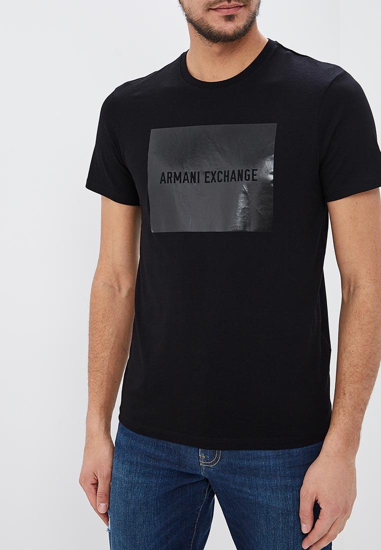 Футболка Armani Exchange 3gztac ZJA5Z