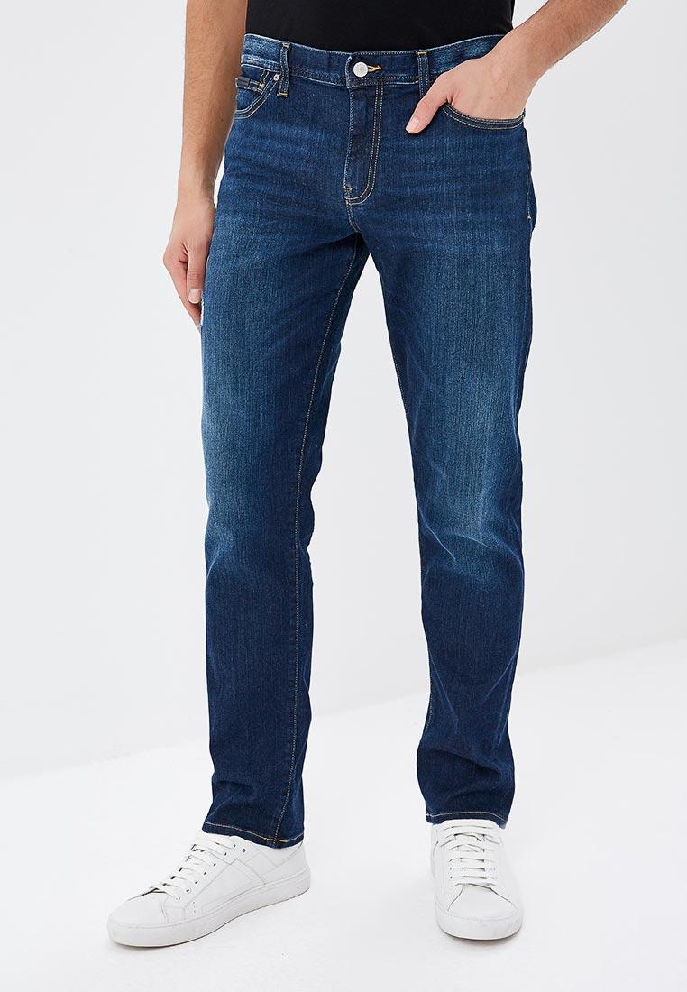 Мужские прямые джинсы Armani Exchange 3gzj16 Z1QDZ