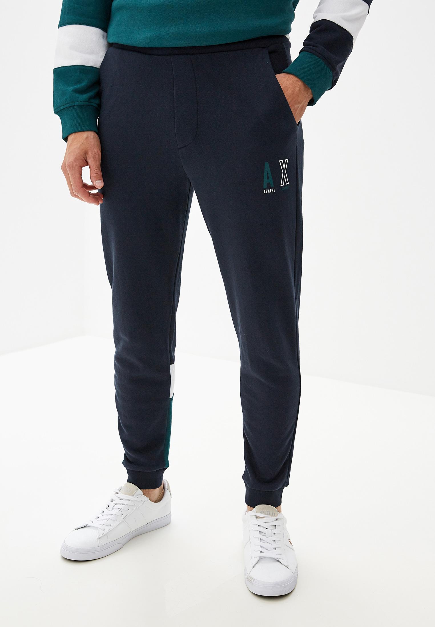 Мужские спортивные брюки Armani Exchange 6gzpae ZJ1IZ