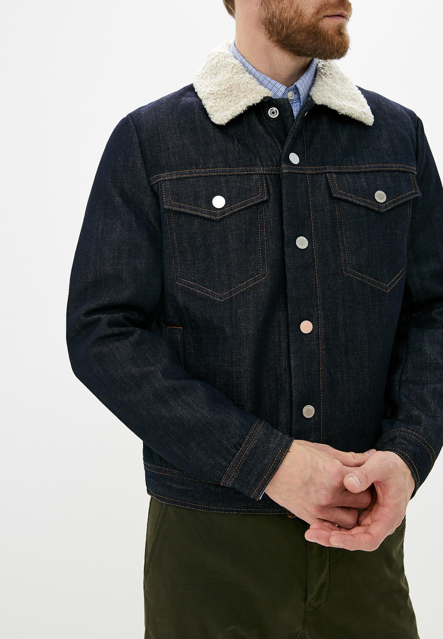 Джинсовая куртка Armani Exchange None