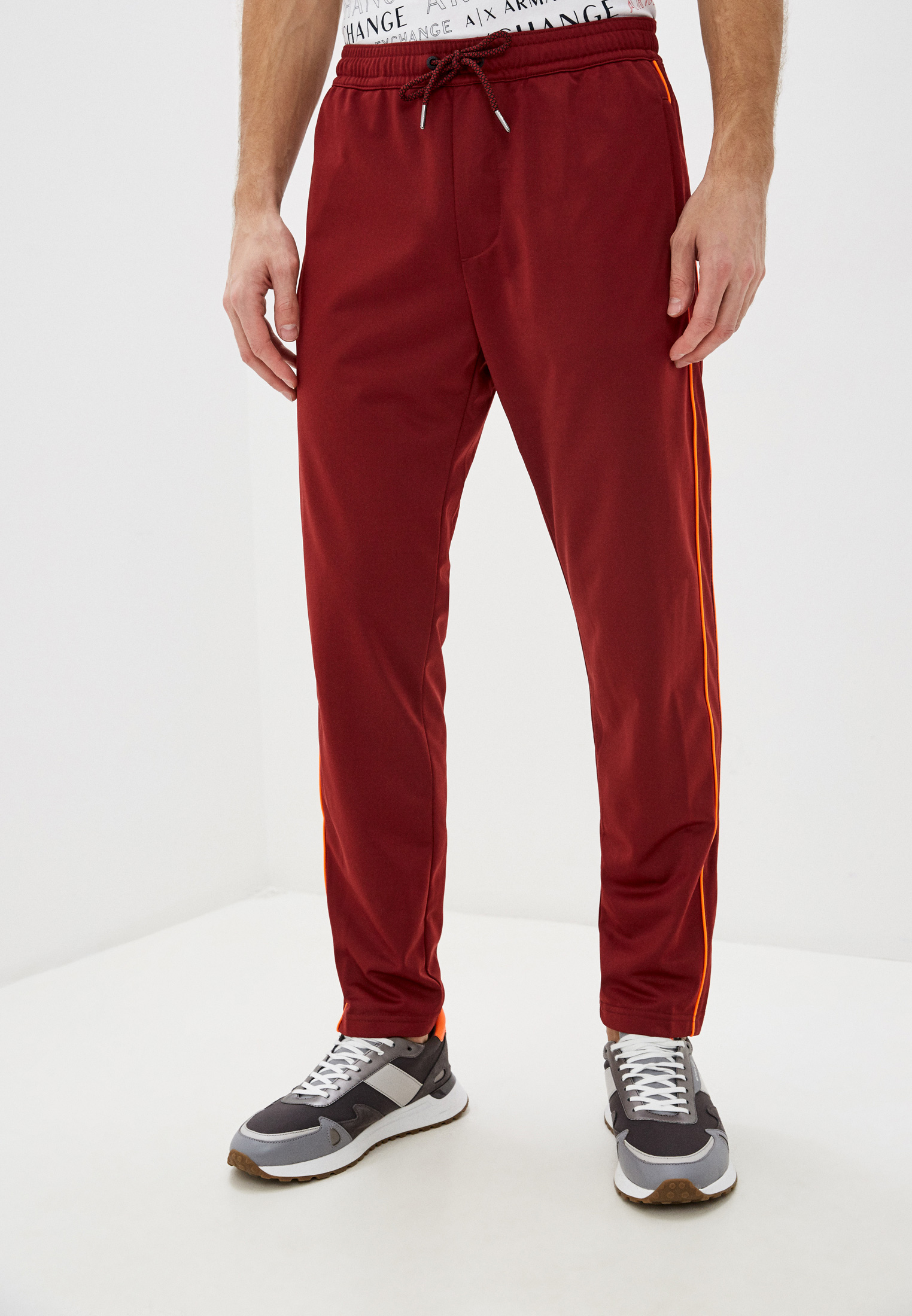 Мужские спортивные брюки Armani Exchange 3hzpfe Z8M8Z