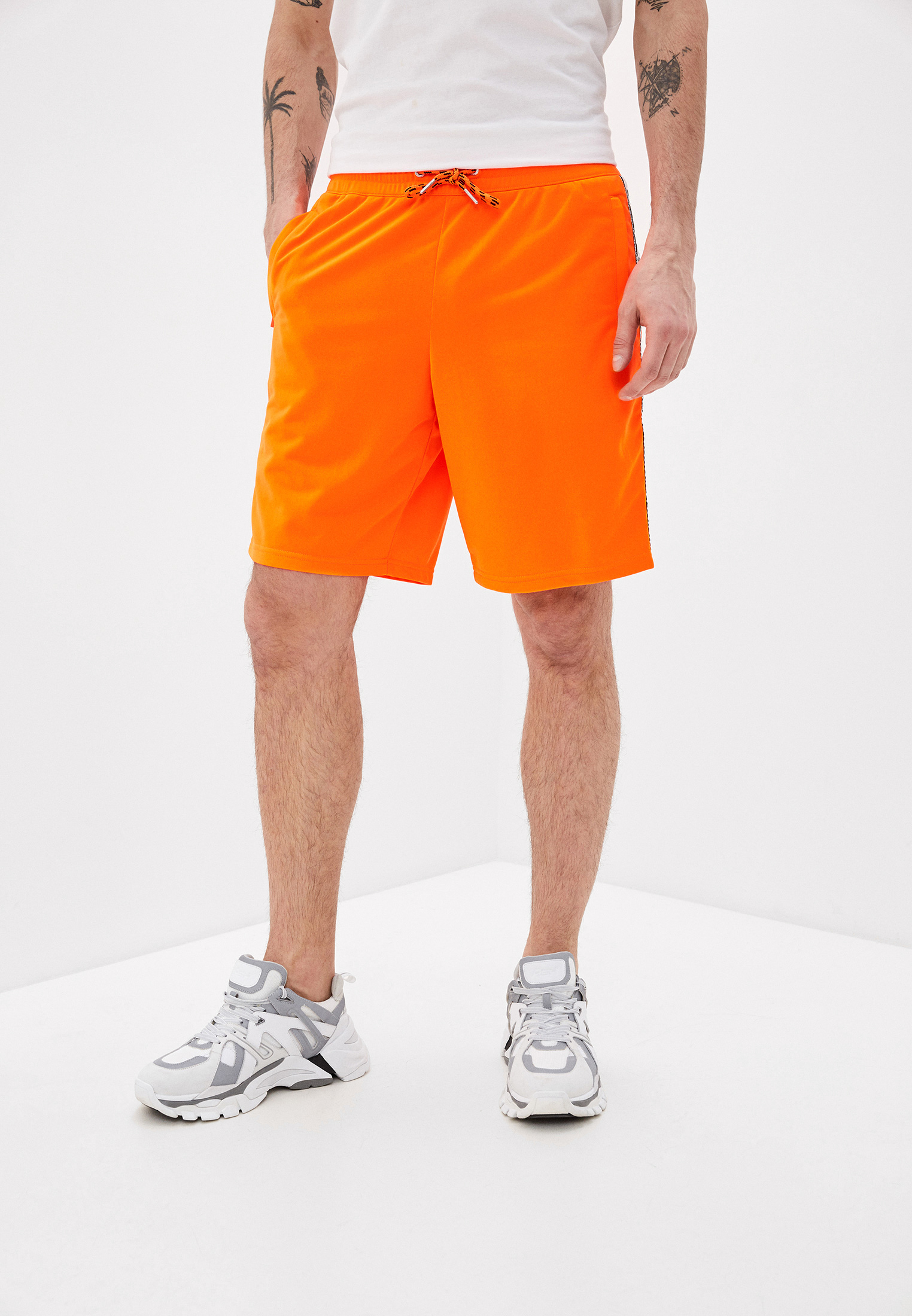 Мужские спортивные шорты Armani Exchange 3hzsfm Z8M8Z