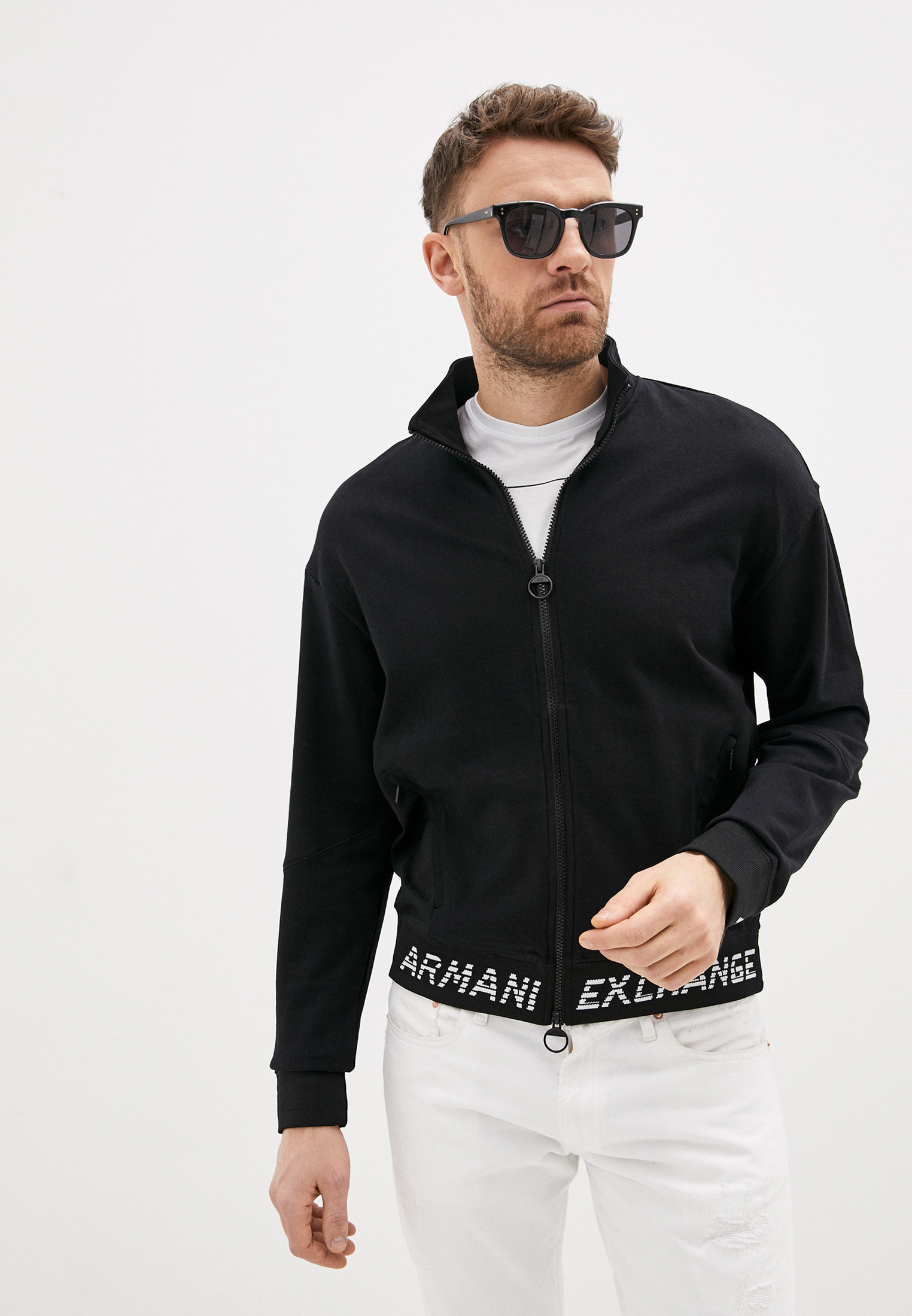 Олимпийка Armani Exchange 3hzmfl ZJBAZ