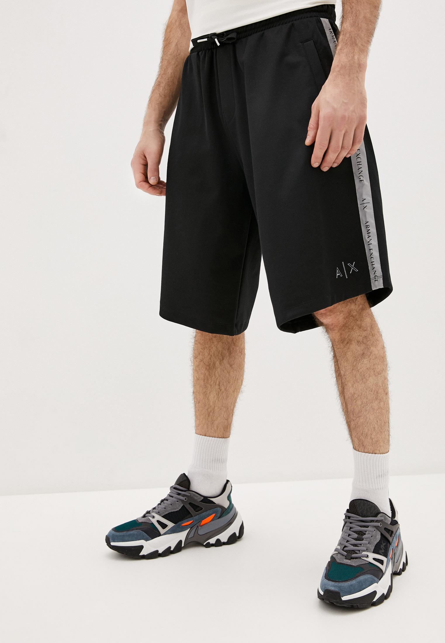 Мужские спортивные шорты Armani Exchange 3hzsag ZJ4DZ