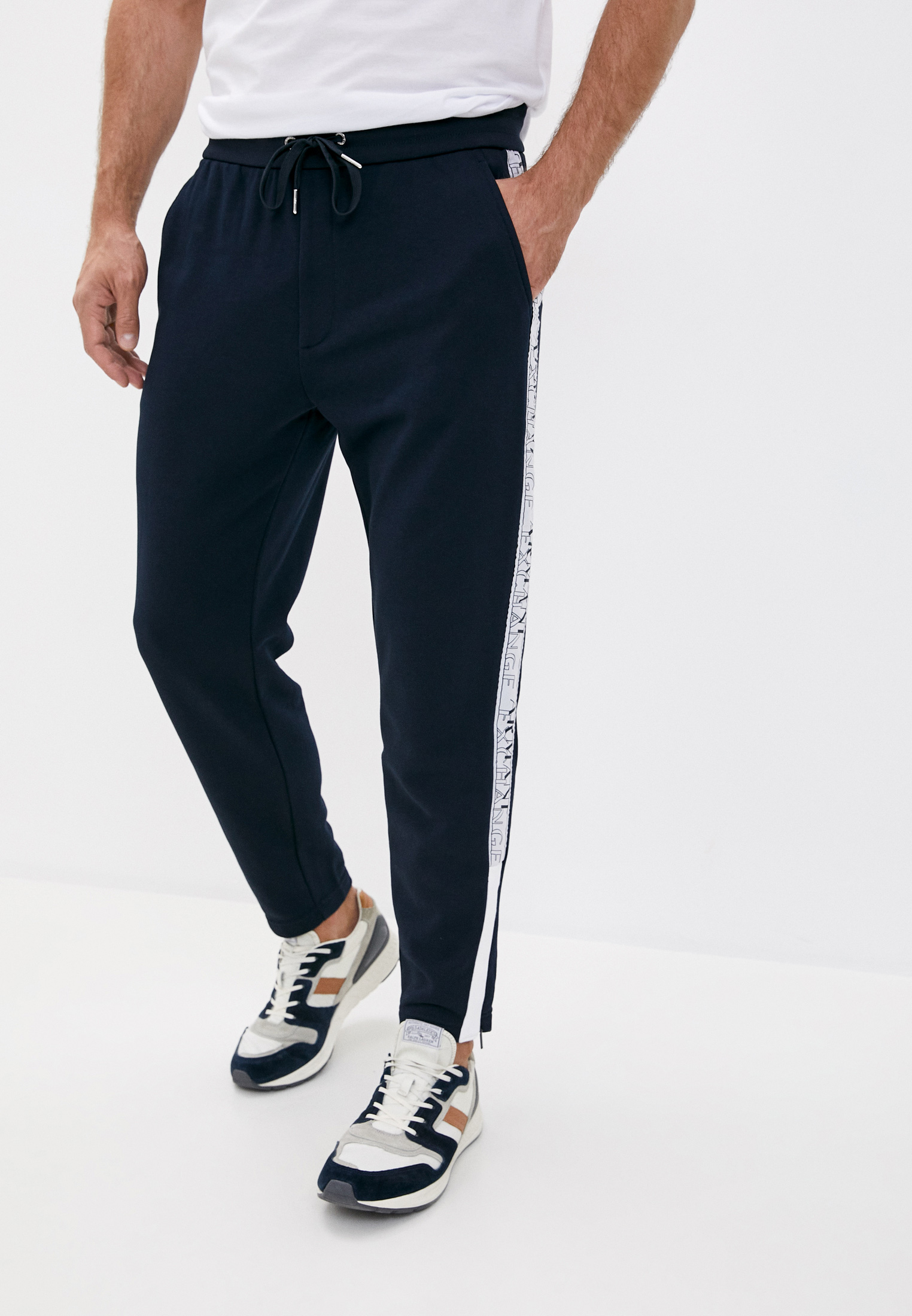 Мужские спортивные брюки Armani Exchange 6hzpff ZJ8CZ