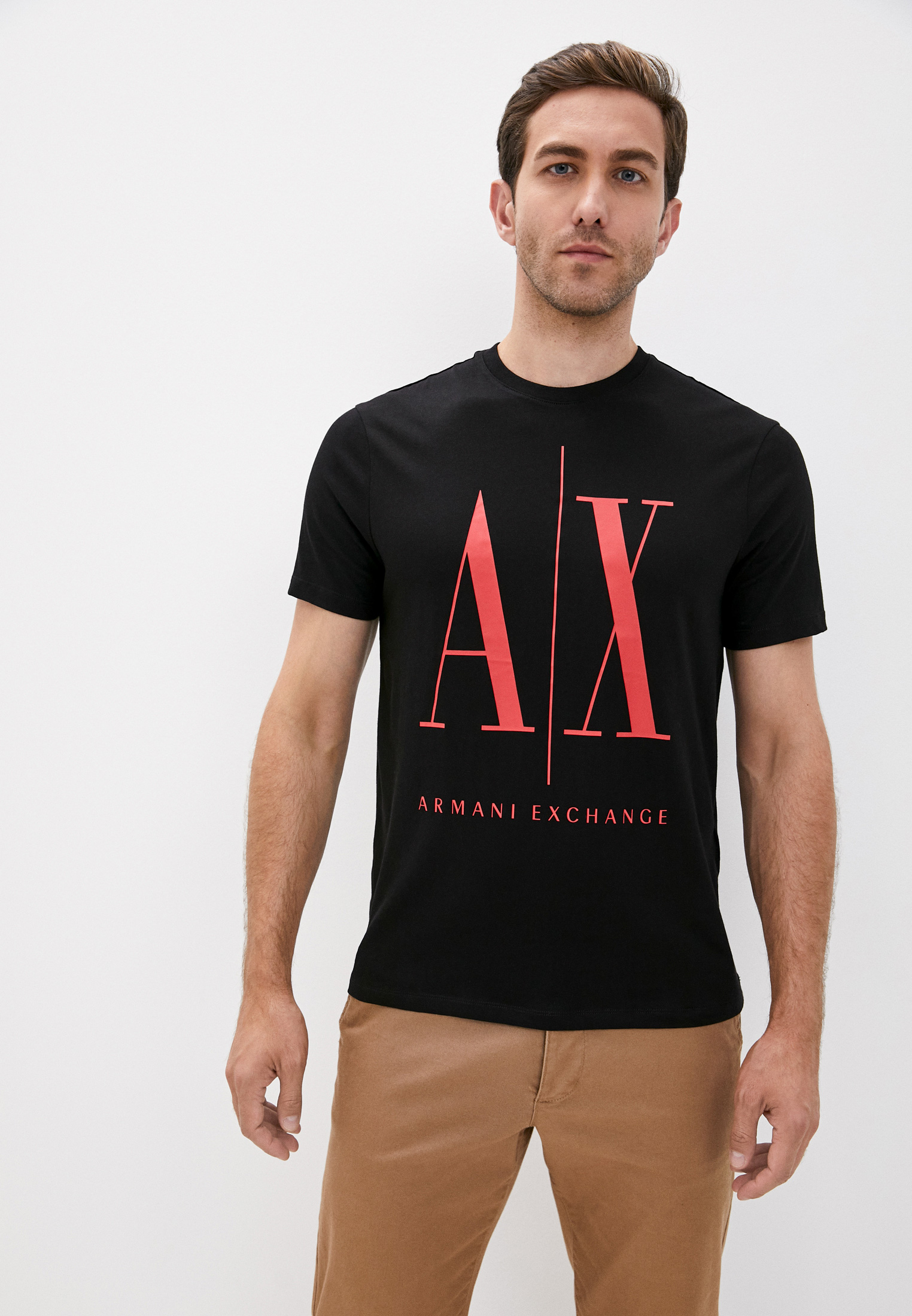 Футболка Armani Exchange 8NZTPA ZJH4Z