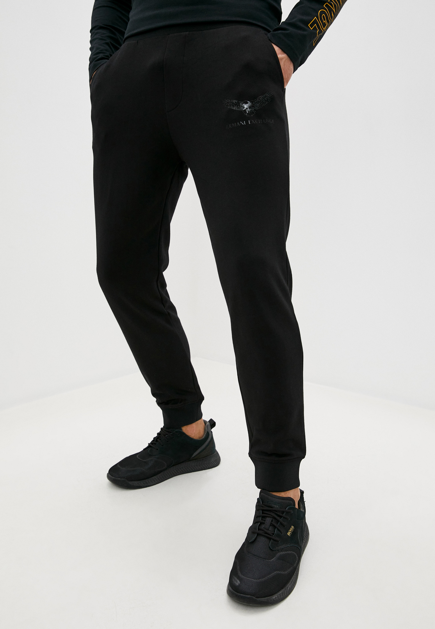 Мужские спортивные брюки Armani Exchange 6hzpfy ZJ5CZ