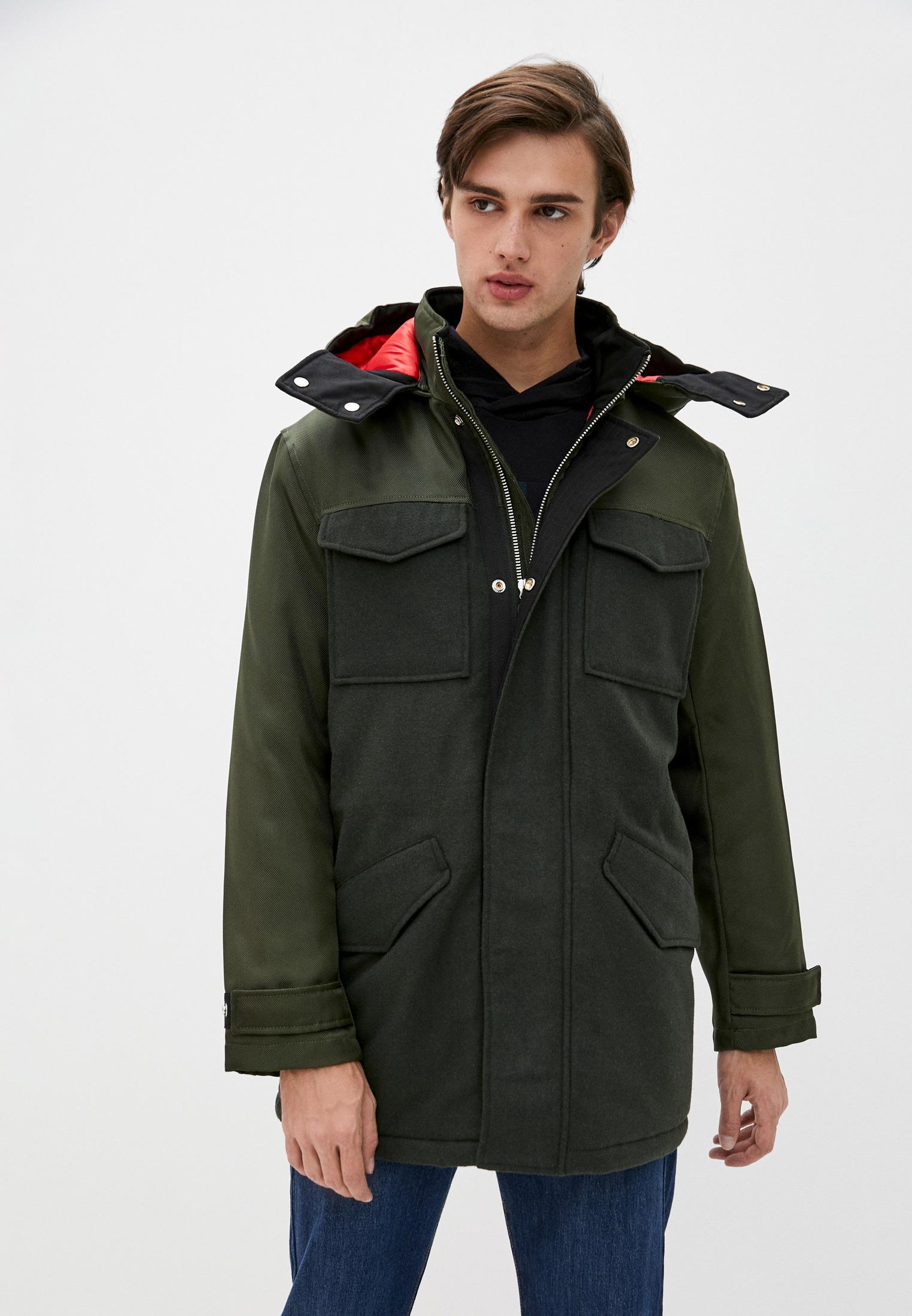 Утепленная куртка Armani Exchange 6hzk36 ZNNWZ