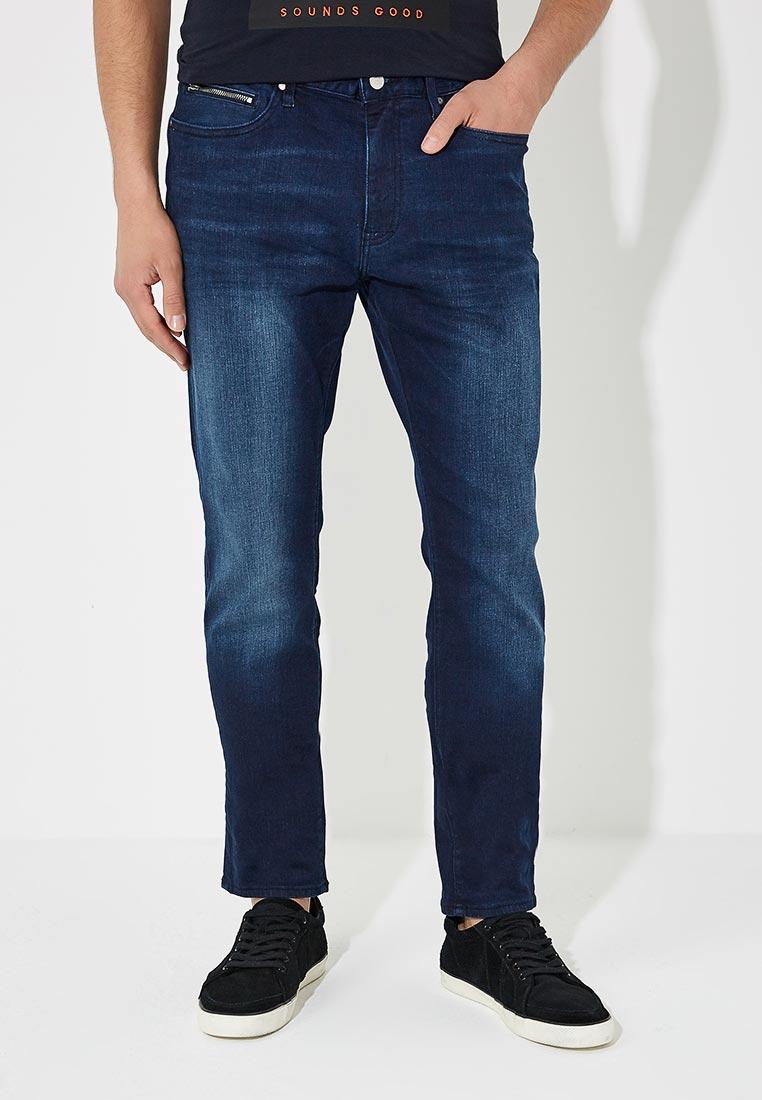 Мужские прямые джинсы Armani Exchange 3ZZJ22 Z2FRZ
