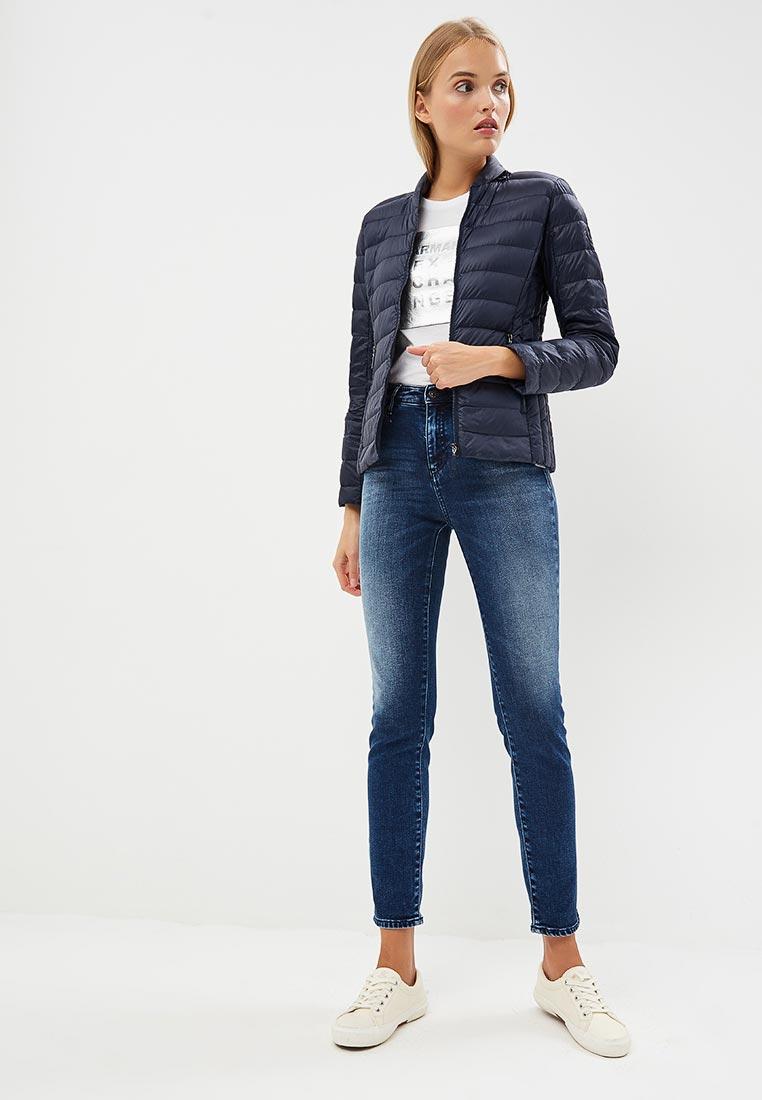 Утепленная куртка Armani Exchange 8NYB01 YNM4Z: изображение 8