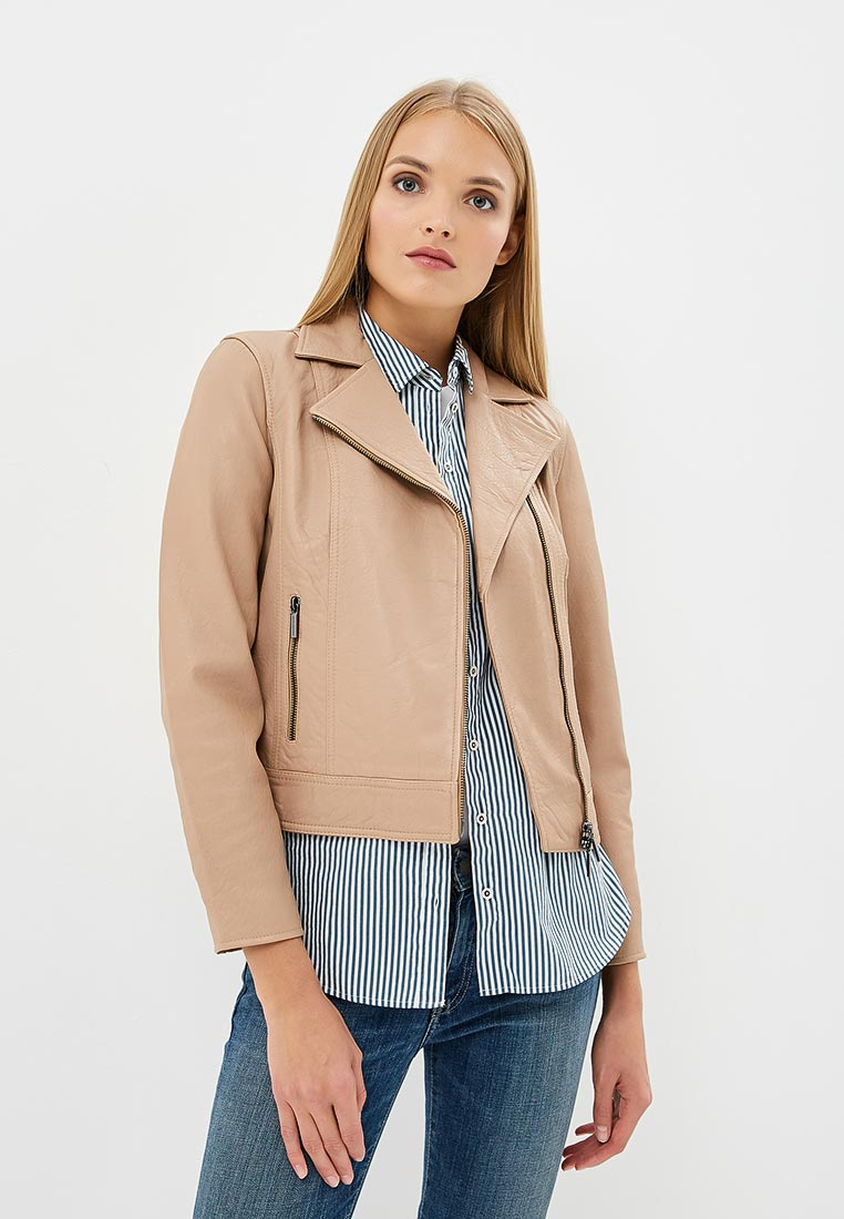 Кожаная куртка Armani Exchange 6ZYB50 YLC1Z