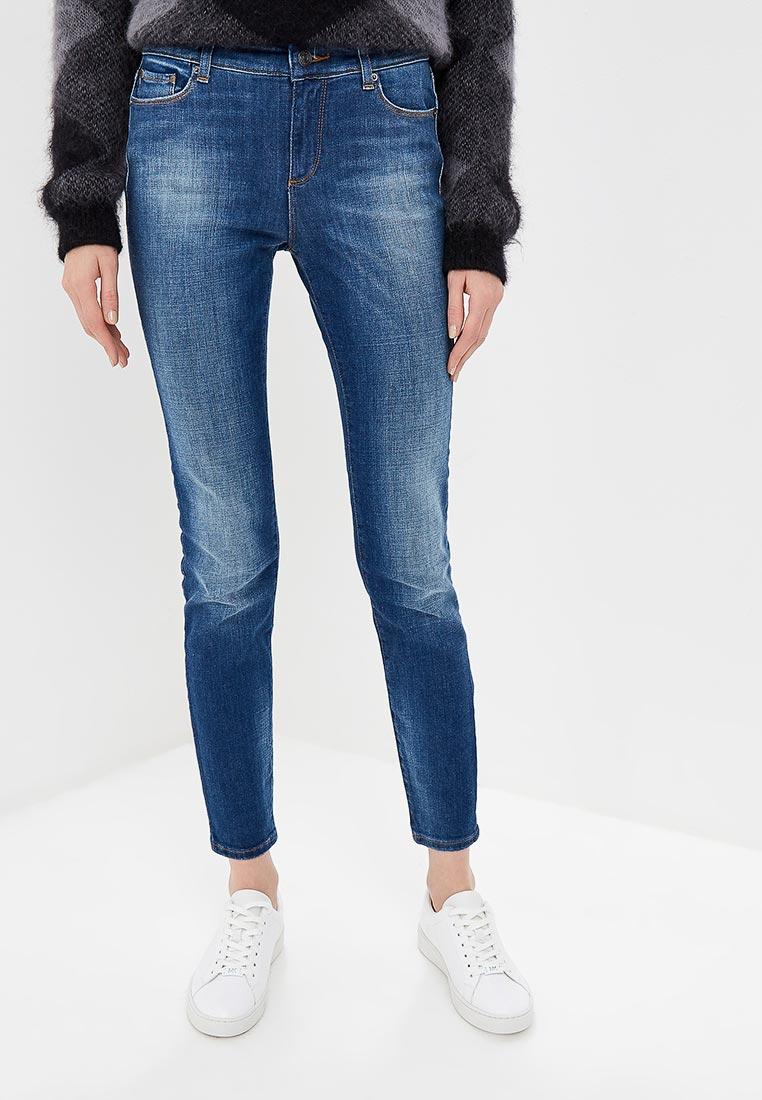 Зауженные джинсы Armani Exchange 6ZYJ69 Y2DMZ