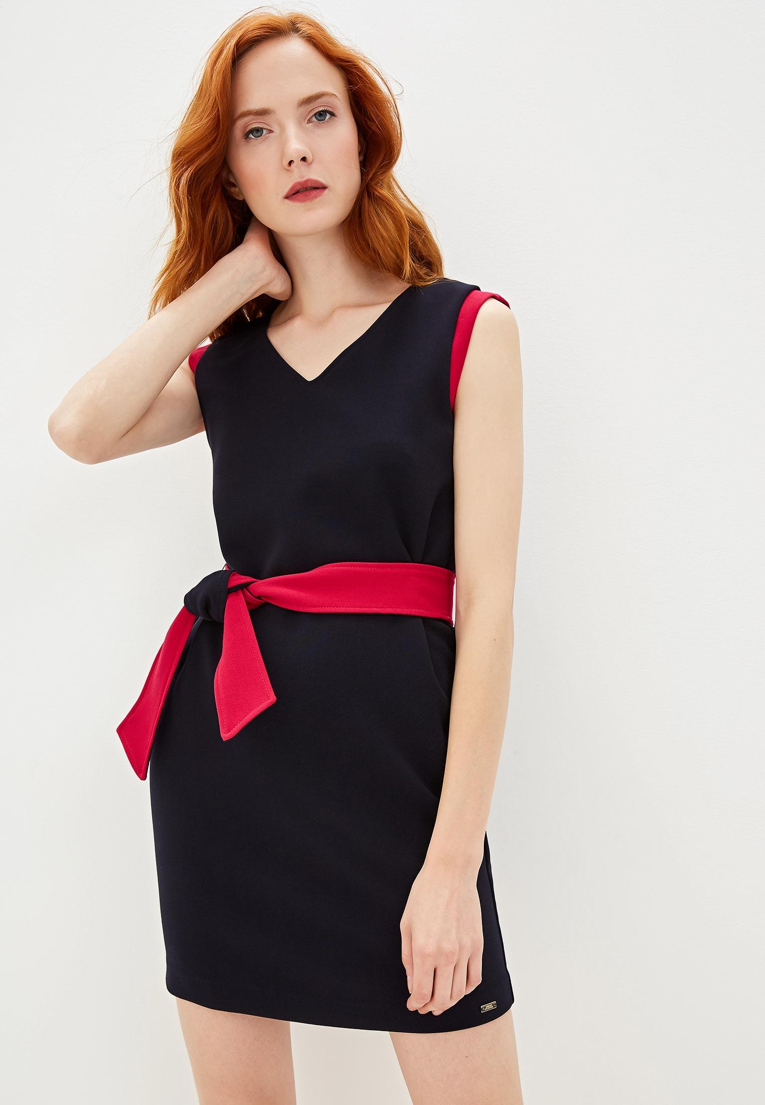 Повседневное платье Armani Exchange 6GYA32 YNE2Z