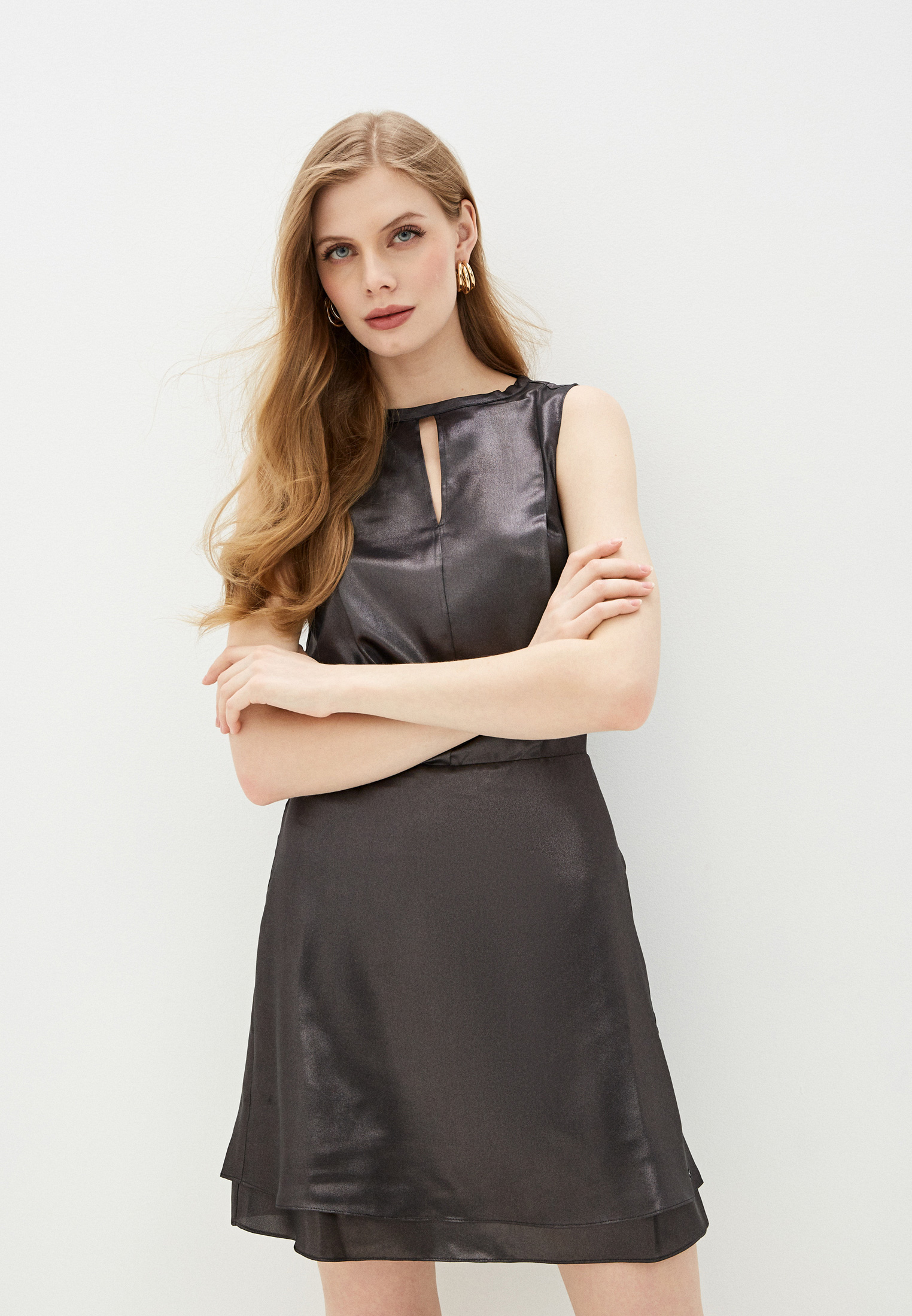 Повседневное платье Armani Exchange 3HYA21 YNNUZ