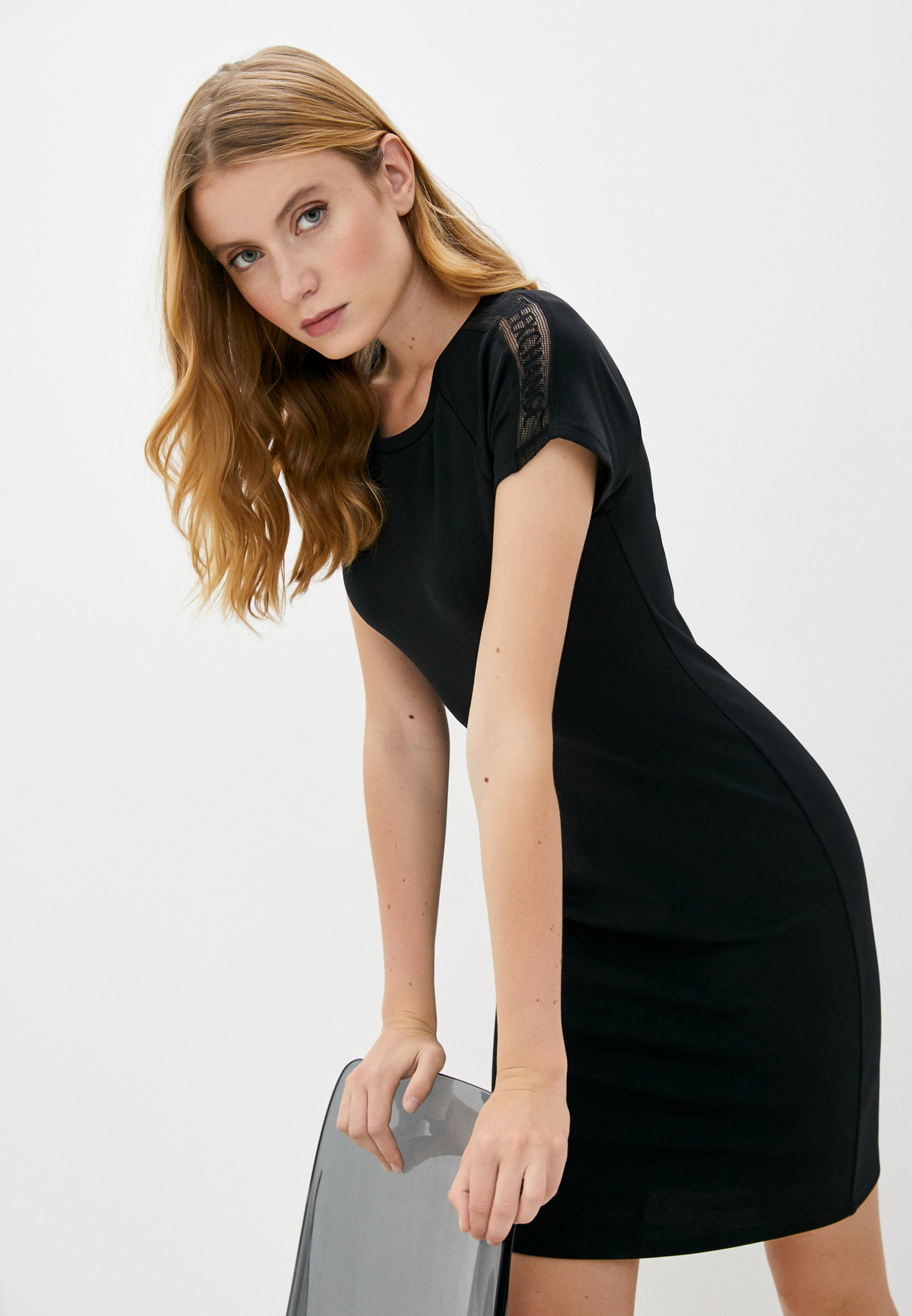 Платье Armani Exchange 6HYA70 YJ3BZ