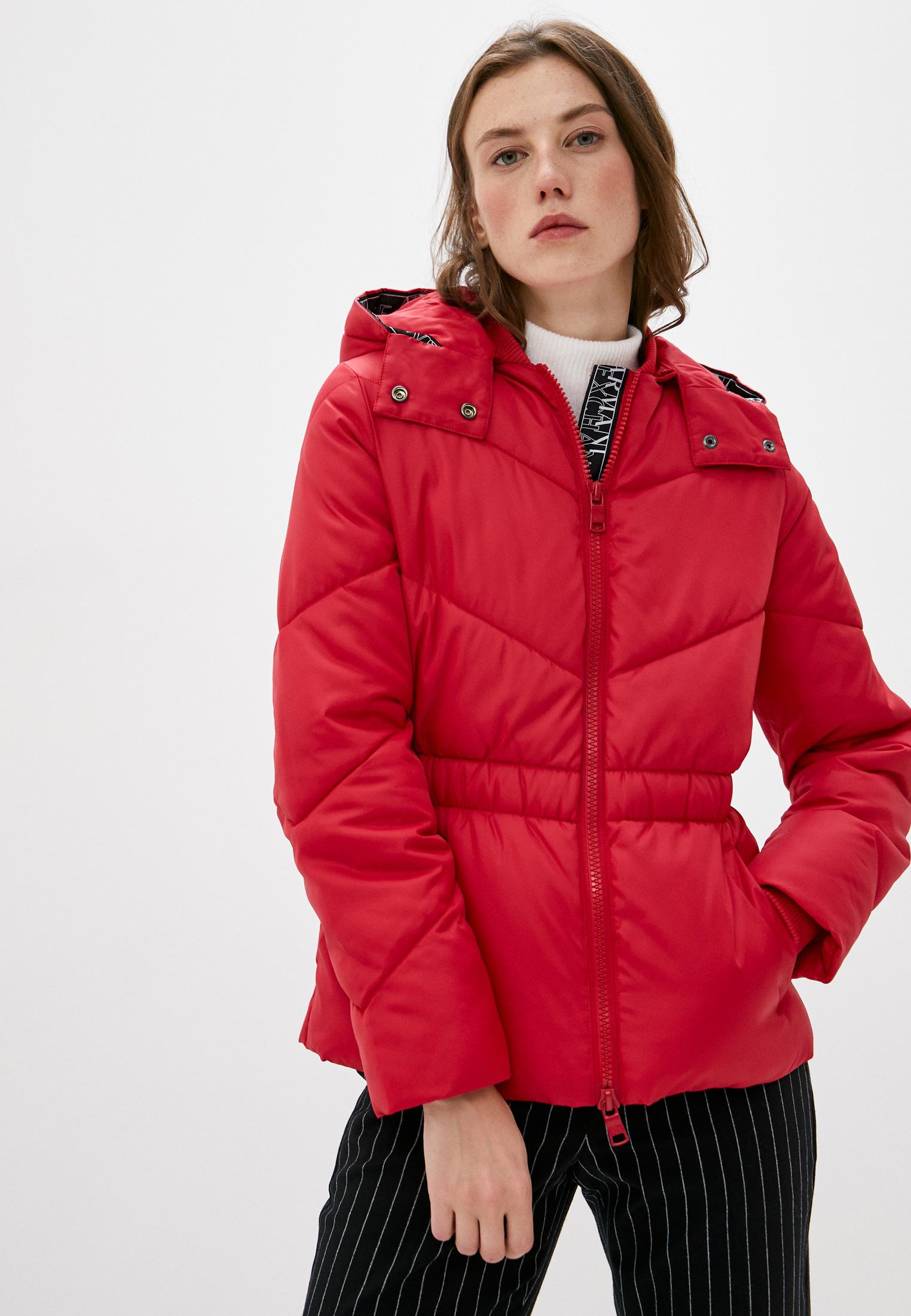 Утепленная куртка Armani Exchange 6HYB07 YNKLZ