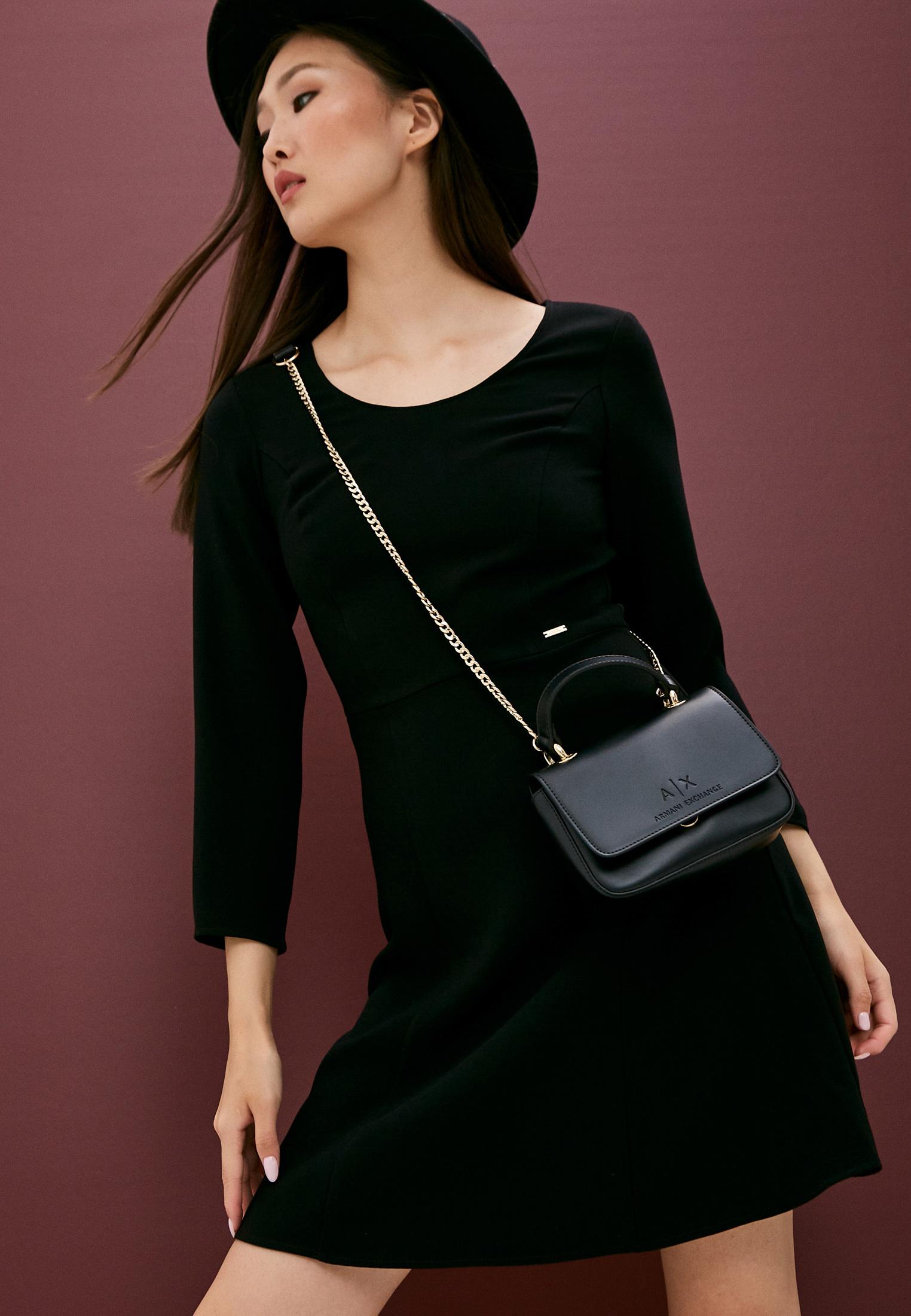 Повседневное платье Armani Exchange 6HYA33 YNPPZ: изображение 2
