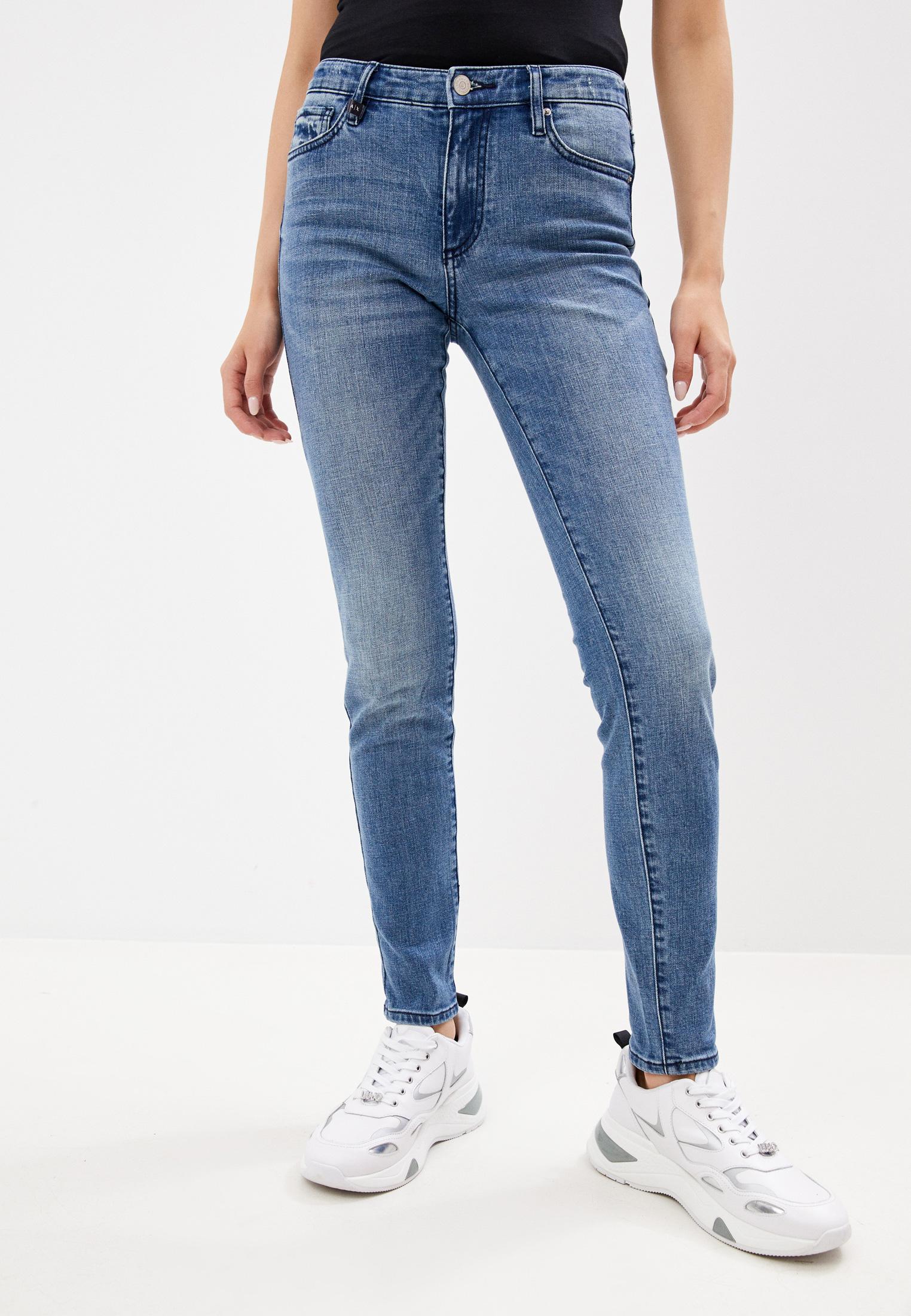 Зауженные джинсы Armani Exchange 6HYJ01 Y4RDZ
