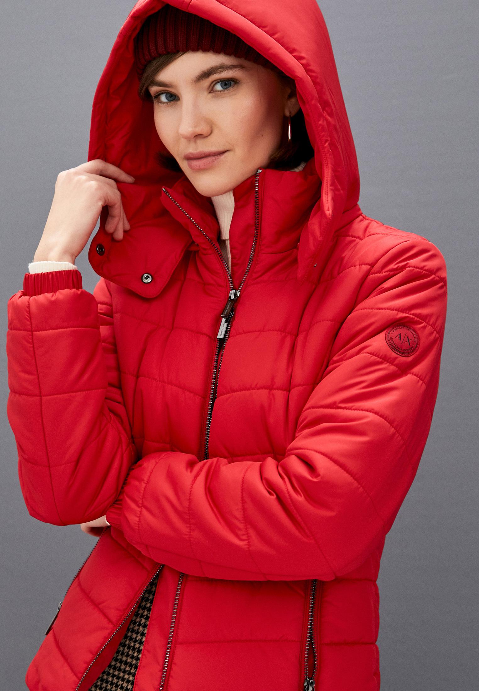 Утепленная куртка Armani Exchange 8NYB12 YNMAZ: изображение 2