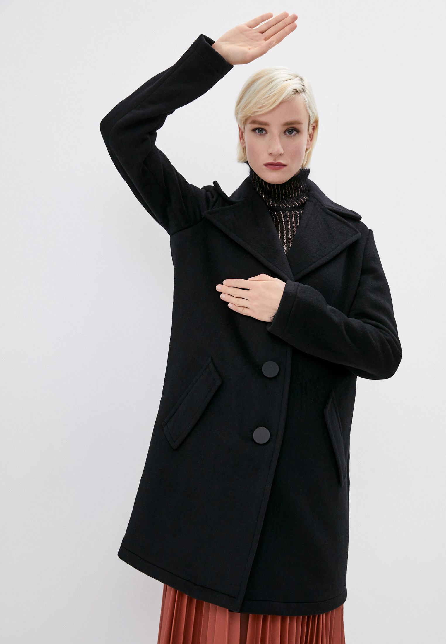 Женские пальто Armani Exchange 6HYK25 YNLQZ
